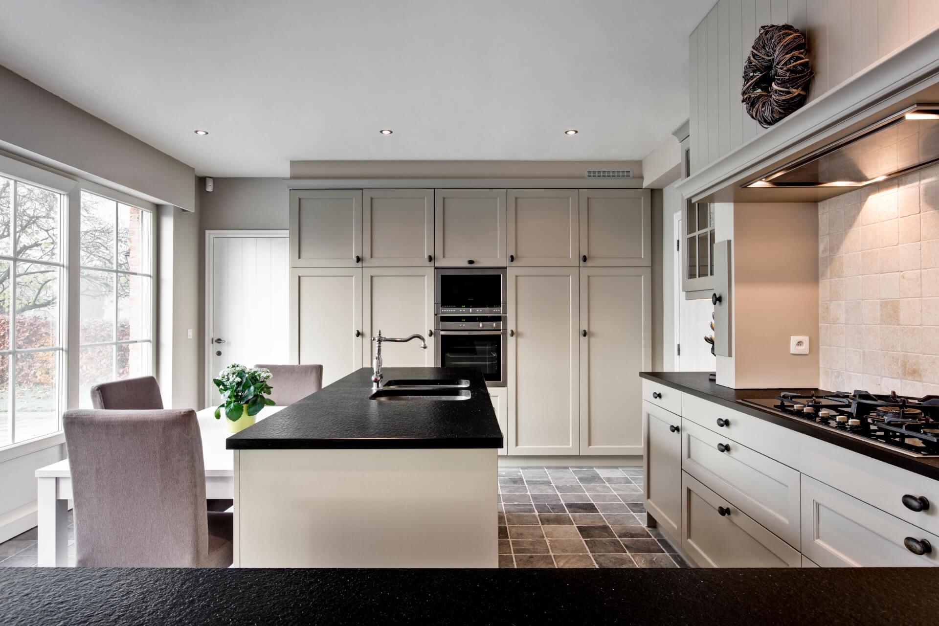 Creato keukens home for Keuken landelijk maken