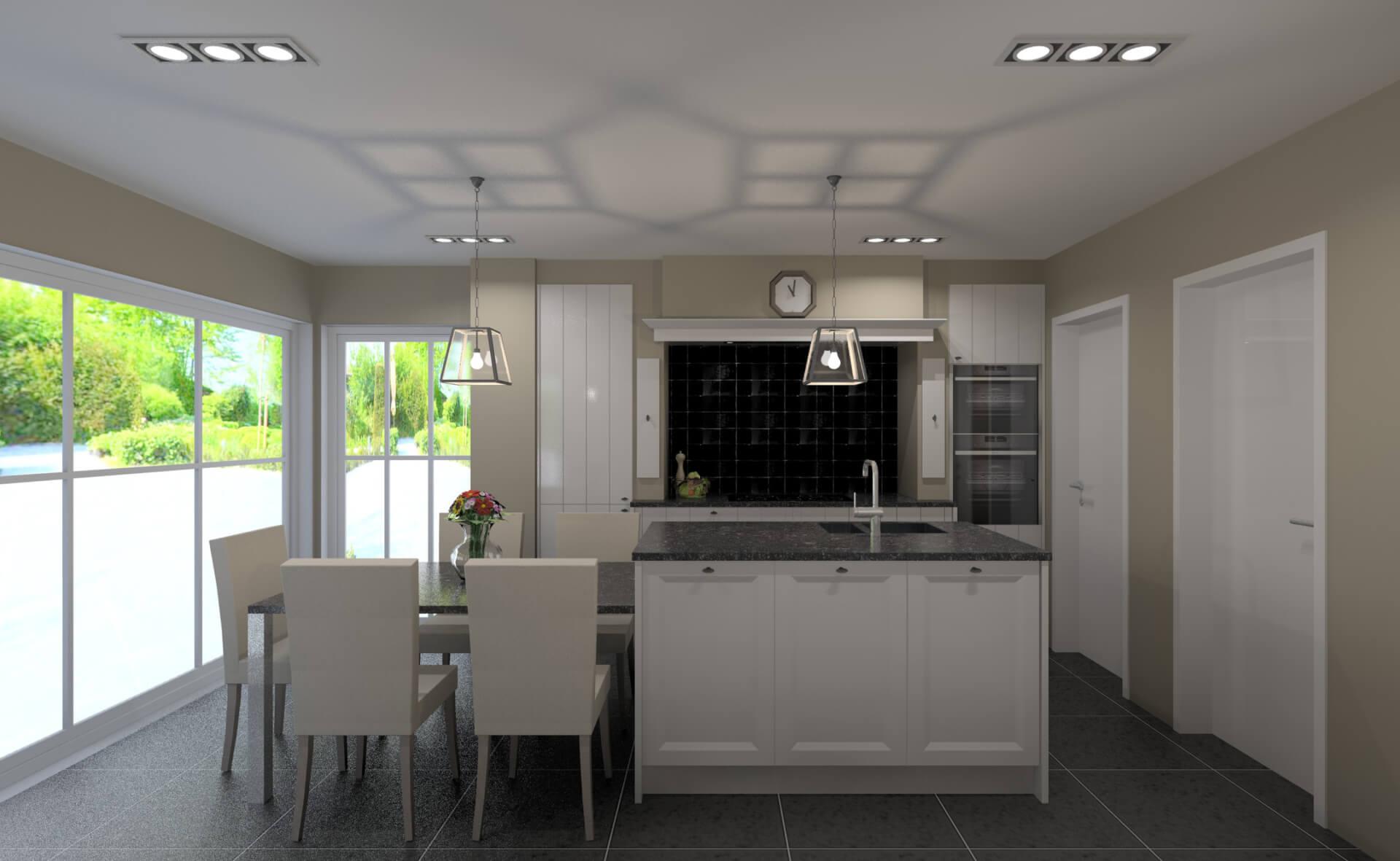Creato keukens d ontwerpen