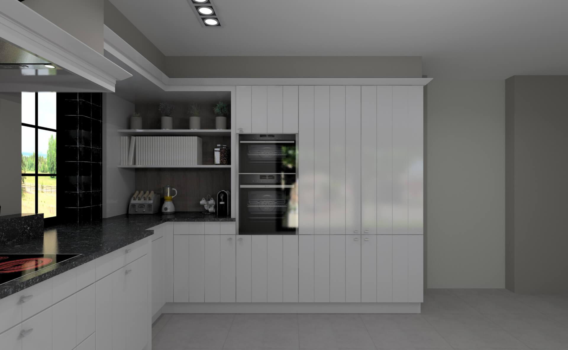 Creato keukens 3d ontwerpen for Keuken 3d ontwerpen