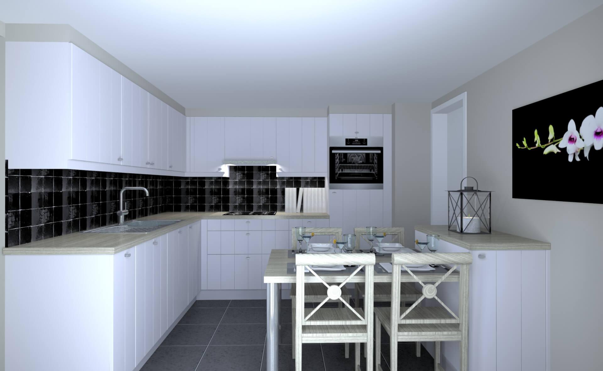 3d Keuken Ontwerpen : Creato keukens d ontwerpen