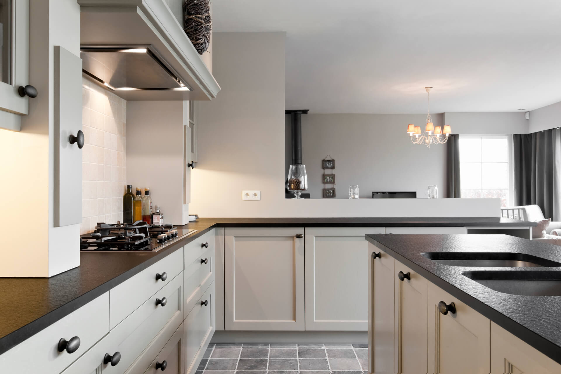 Creato keukens realisaties - Eilandjes van keuken ...