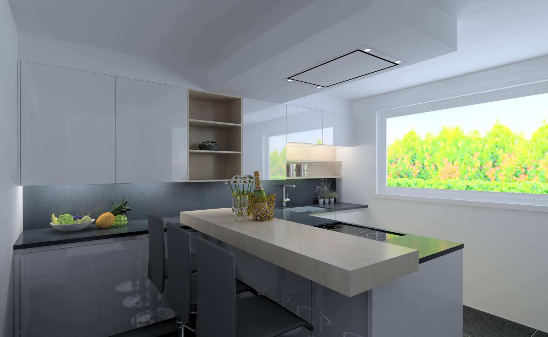 #92B51622392832 3D Ontwerp Van Een Moderne Keuken Door Creato Keukens Meest effectief Keuken 3d Ontwerpen 3555 behang 192011823555 afbeeldingen