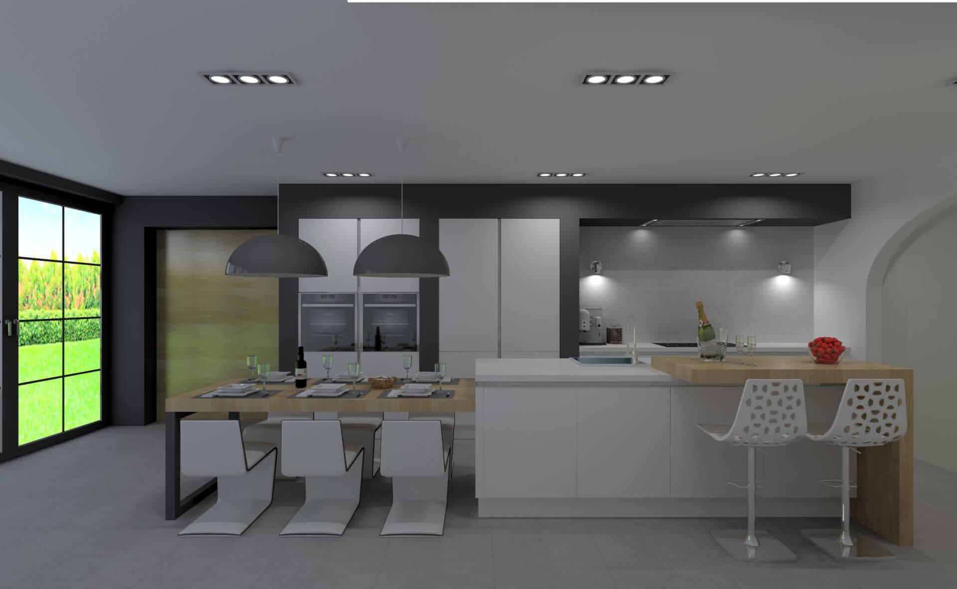 Moderne keuken ontwerpen beste inspiratie voor huis ontwerp for Moderne keuken
